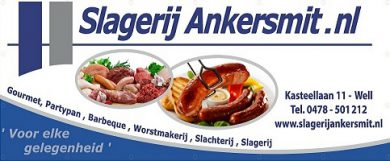 Barbecue Slagerij Ankersmit Well