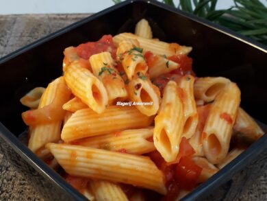 pasta mediterraan salade slagerij ankersmit well