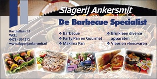 Barbecue Salade Slagerij Ankersmit Well