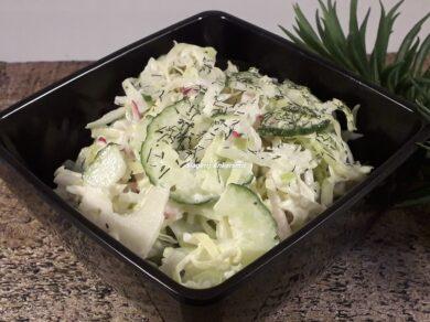 komkommer dille salade slagerij ankersmit well