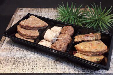 vegetarische gourmet schotel slagerij ankersmit well
