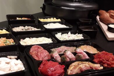 party pan slagerij ankersmit well